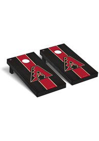 Arizona Diamondbacks Onyx Stained Regulation Cornhole Tailgate Game