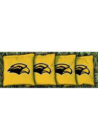 Southern Mississippi Golden Eagles All-Weather Cornhole Bags Tailgate Game
