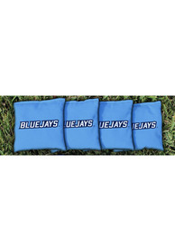 Creighton Bluejays All-Weather Cornhole Bags Tailgate Game