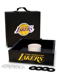 Los Angeles Lakers Washer Toss Tailgate Game
