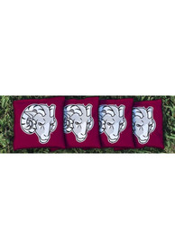 Fordham Rams Corn Filled Cornhole Bags Tailgate Game