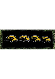 Southern Mississippi Golden Eagles Corn Filled Cornhole Bags Tailgate Game