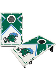 Tulane Green Wave Baggo Bean Bag Toss Tailgate Game