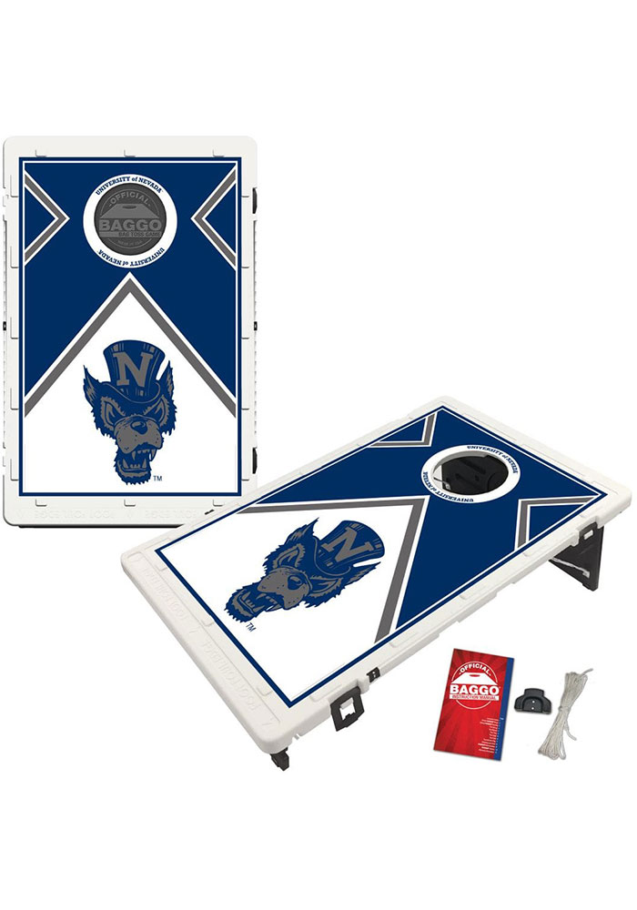 Nevada Wolf Pack Baggo Bean Bag Toss Tailgate Game - Image 1