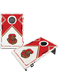 Cornell Big Red Baggo Bean Bag Toss Tailgate Game