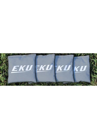 Eastern Kentucky Colonels Corn Filled Cornhole Bags Tailgate Game