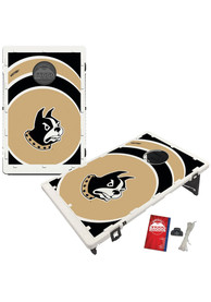 Wofford Terriers Baggo Bean Bag Toss Tailgate Game