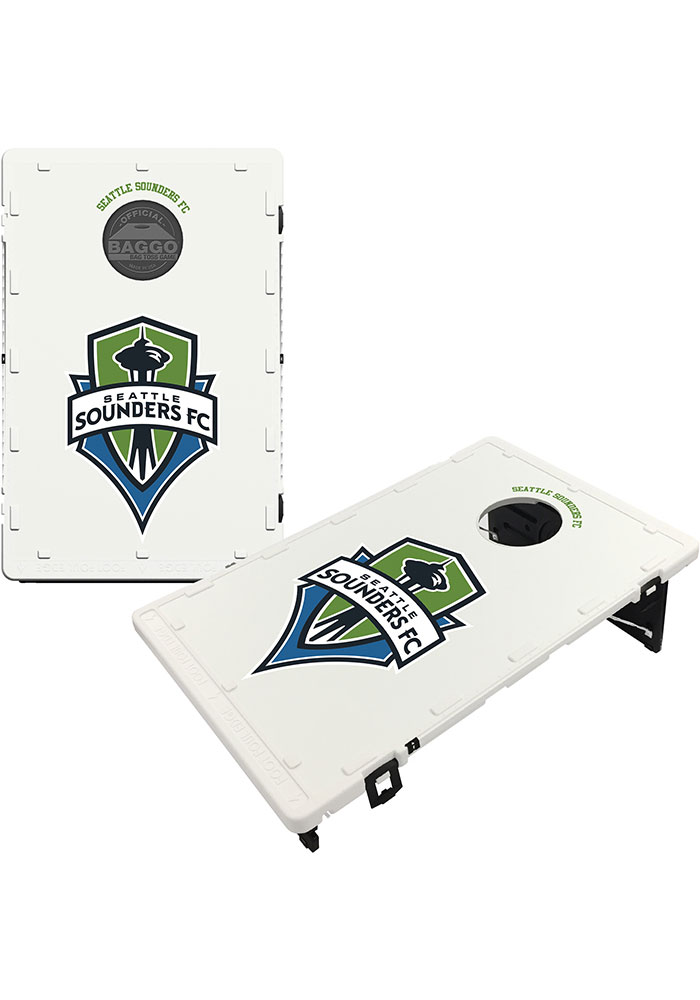 Seattle Sounders FC Baggo Bean Bag Toss Tailgate Game