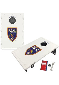 Real Salt Lake Baggo Bean Bag Toss Tailgate Game