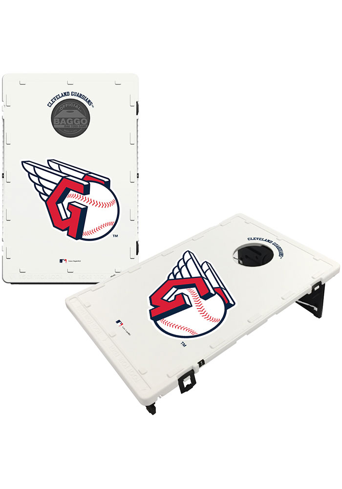 Cleveland Indians Baggo Bean Bag Toss Tailgate Game - Image 1