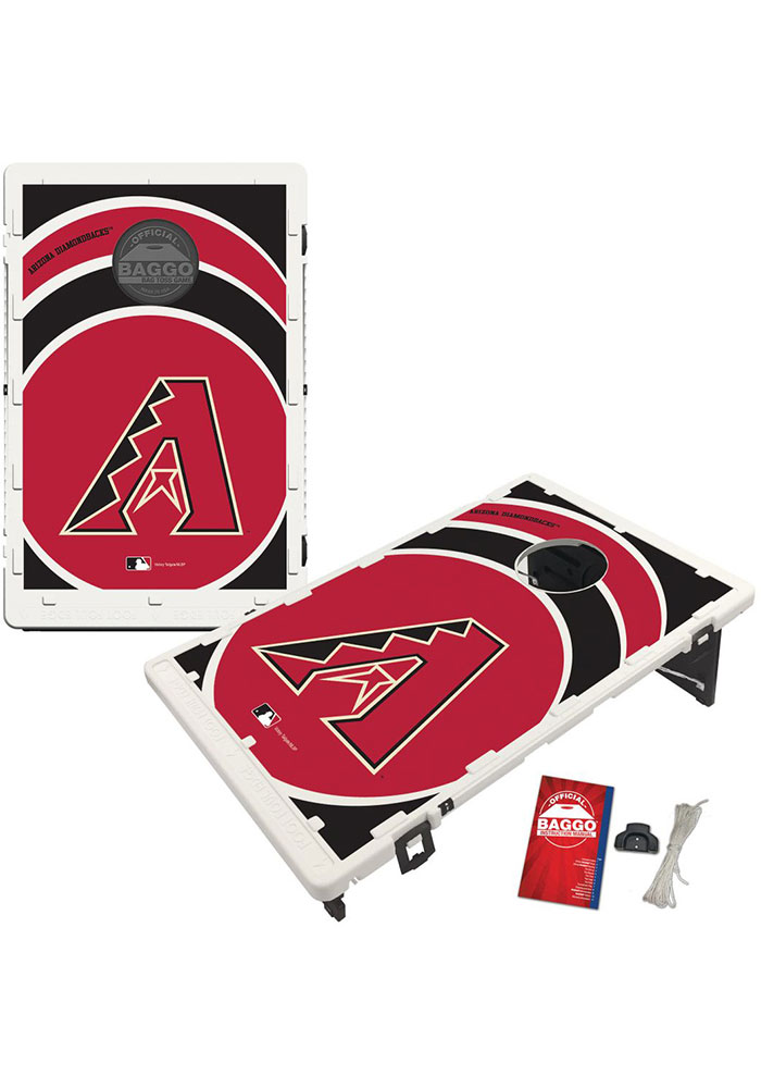 Arizona Diamondbacks Baggo Bean Bag Toss Tailgate Game - Image 1