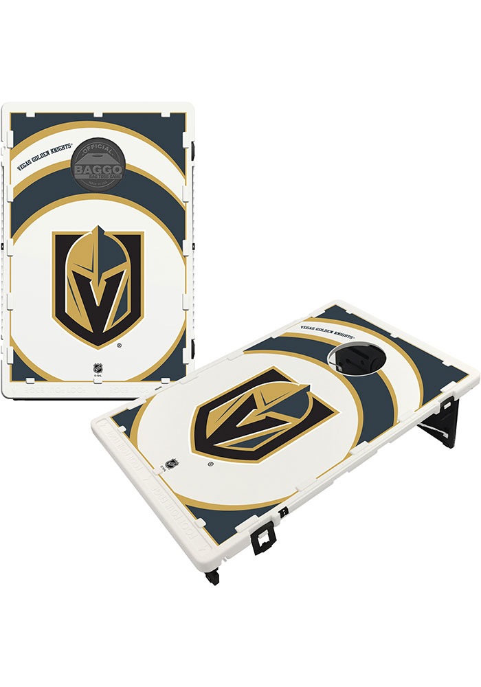 Vegas Golden Knights Baggo Bean Bag Toss Tailgate Game - Image 1