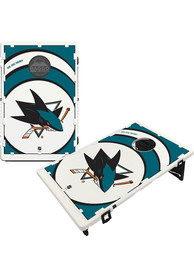 San Jose Sharks Baggo Bean Bag Toss Tailgate Game