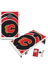 Calgary Flames Baggo Bean Bag Toss Tailgate Game