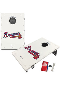 Atlanta Braves Baggo Bean Bag Toss Tailgate Game