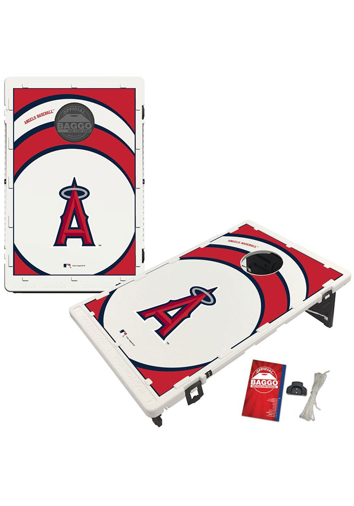 Los Angeles Angels Baggo Bean Bag Toss Tailgate Game - Image 1