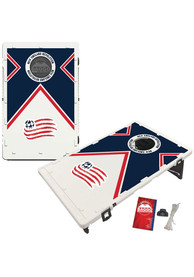 New England Revolution Baggo Bean Bag Toss Tailgate Game