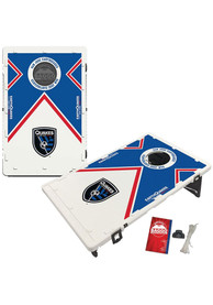 San Jose Earthquakes Baggo Bean Bag Toss Tailgate Game