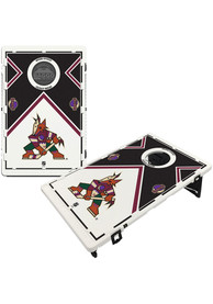 Arizona Coyotes Baggo Bean Bag Toss Tailgate Game