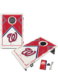 Washington Nationals Baggo Bean Bag Toss Tailgate Game
