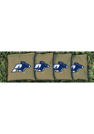 Akron Zips Corn Filled Cornhole Bags Tailgate Game