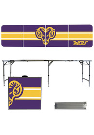 West Chester Golden Rams 2x8 Tailgate Table