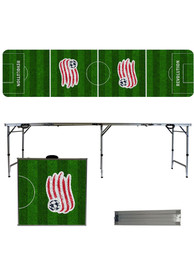 New England Revolution 2x8 Tailgate Table