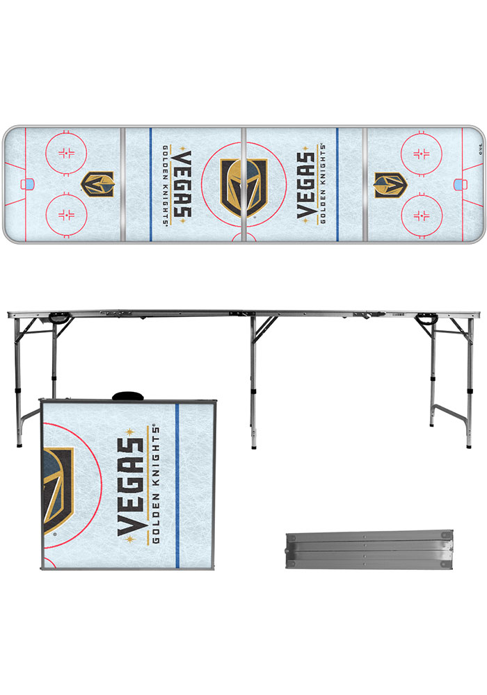 Vegas Golden Knights 2x8 Tailgate Table - Image 1