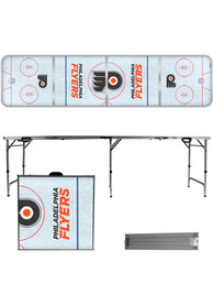 Philadelphia Flyers 2x8 Tailgate Table