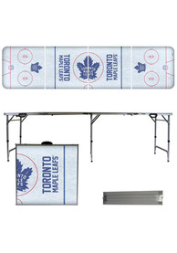 Toronto Maple Leafs 2x8 Tailgate Table