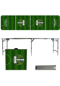 Portland Timbers 2x8 Tailgate Table