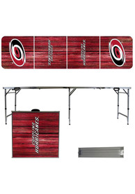Carolina Hurricanes 2x8 Tailgate Table