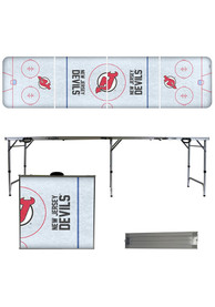 New Jersey Devils 2x8 Tailgate Table