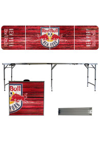 New York Red Bulls 2x8 Tailgate Table