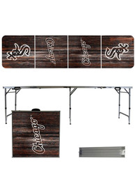 Chicago White Sox 2x8 Tailgate Table