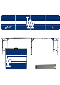 Los Angeles Dodgers 2x8 Tailgate Table