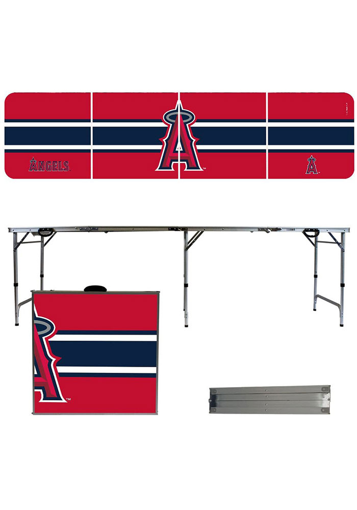Los Angeles Angels 2x8 Tailgate Table - Image 1