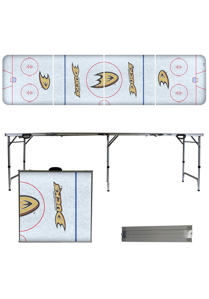 Anaheim Ducks 2x8 Tailgate Table - Image 1