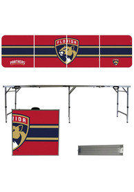 Florida Panthers 2x8 Tailgate Table