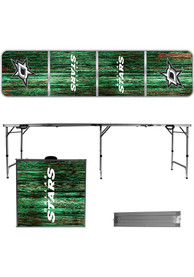 Dallas Stars 2x8 Tailgate Table