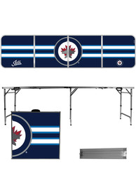 Winnipeg Jets 2x8 Tailgate Table