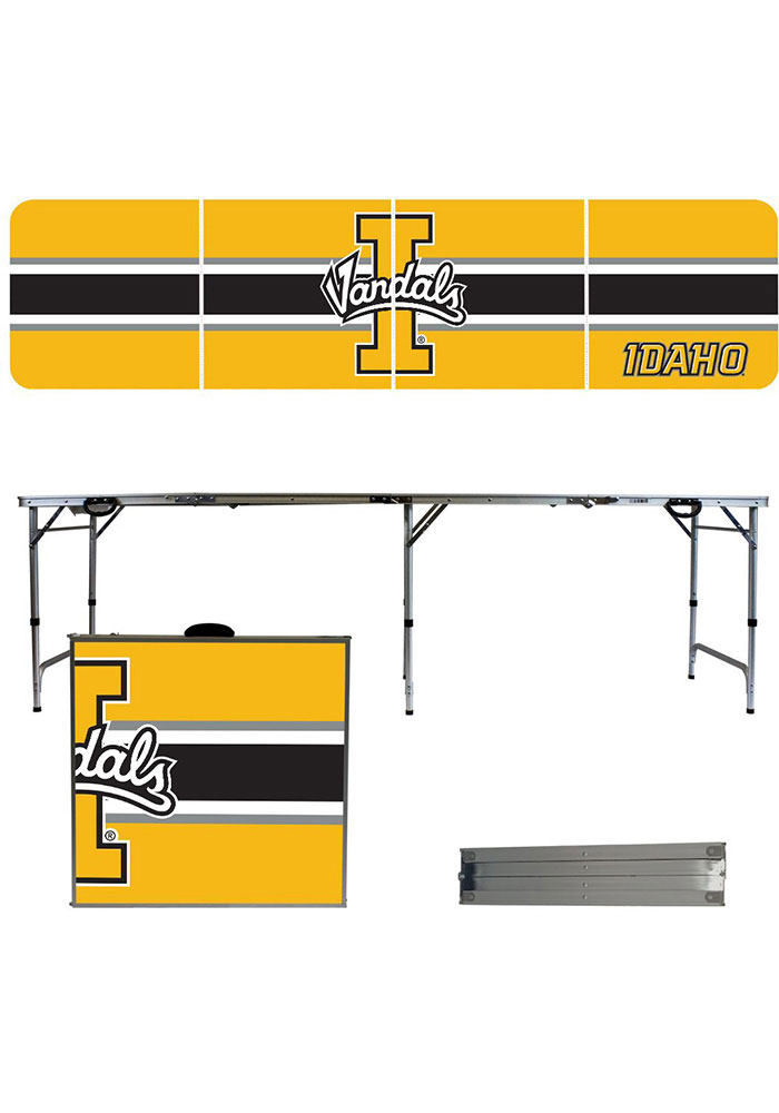 Idaho Vandals 2x8 Tailgate Table - Image 1