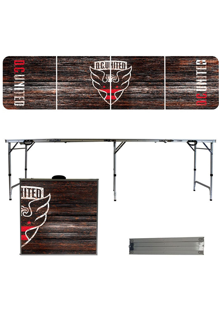 D.C. United 2x8 Tailgate Table - Image 1