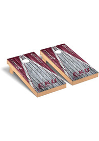 Eastern Kentucky Colonels Triangle Regulation Cornhole Tailgate Game