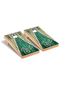 South Florida Bulls Triangle Regulation Cornhole Tailgate Game