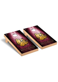 UMD Bulldogs Museum Regulation Cornhole Tailgate Game