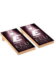 Eastern Kentucky Colonels Museum Regulation Cornhole Tailgate Game