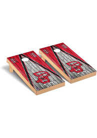 Western Kentucky Hilltoppers Triangle Regulation Cornhole Tailgate Game