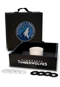 Minnesota Timberwolves Washer Toss Tailgate Game
