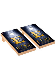 East Tennesse State Buccaneers Museum Regulation Cornhole Tailgate Game